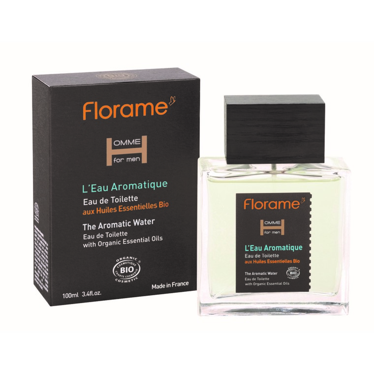 Eau de toilette Homme L'Eau Aromatique flacon spray 100 ml transparent 675065