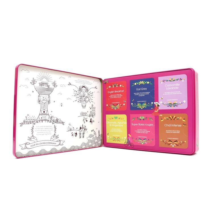 Coffret Collection classique Ultima 36 sachets 69 g 675772