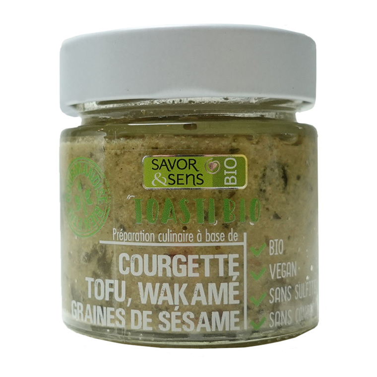 Tartinade courgette 100 g 675793