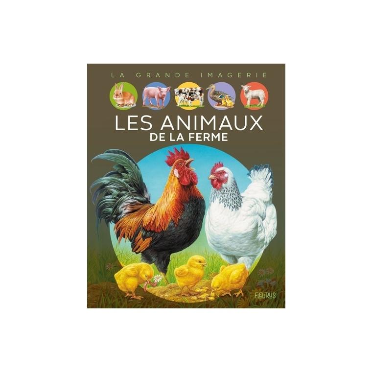 Les animaux de la ferme aux éditions Fleurus 675966