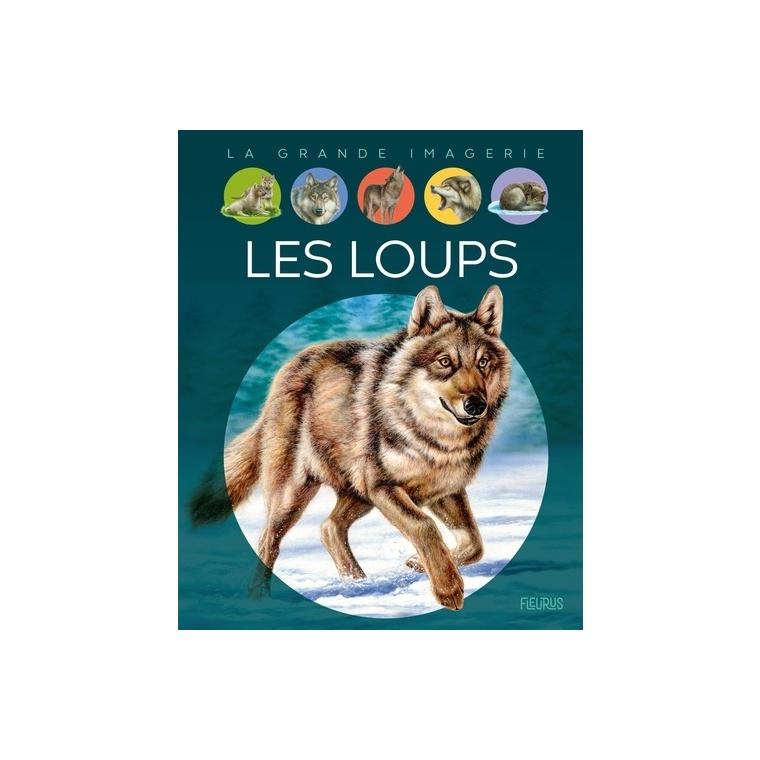 Les loups aux éditions Fleurus 675967
