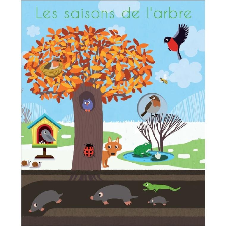 Les saisons de l'arbre aux éditions Piccolia 675972