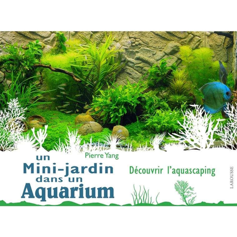 Un mini-jardin dans un aquarium aux éditions Larousse 676067