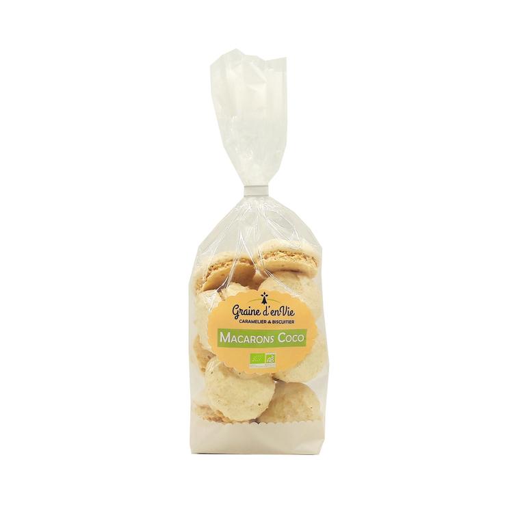 Macarons à la noix de coco 150  g 676425