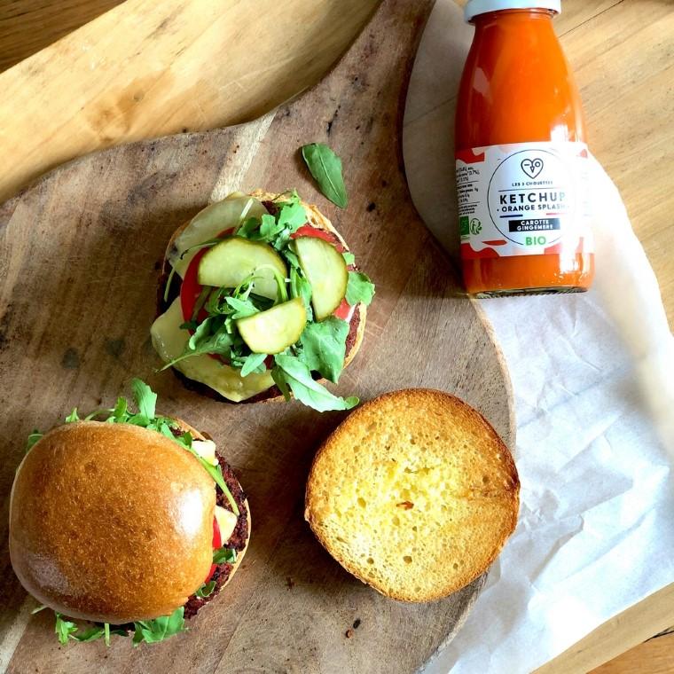 Ketchup bio orange splash 270 g 676429