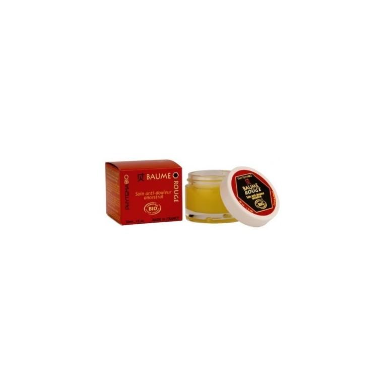 Baume Rouge Chaleur d'Asie Pot 30 ml rouge 676652