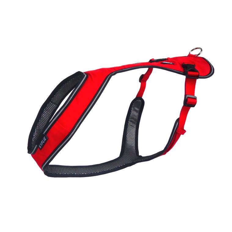 Harnais Canicross Otium Taille 3 Longueur du dos 42-47cm Rouge 676740
