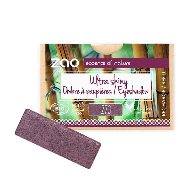 Recharge Ombre à paupières rectangle 273 Purple Rain 1g violet 677091