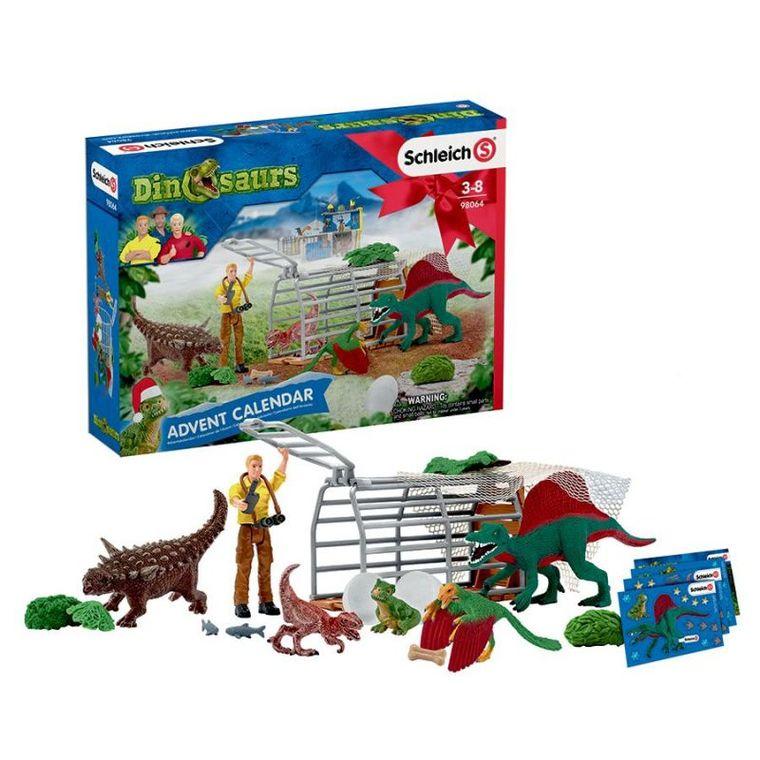 Calendrier de l'Avent Dinosaures Schleich® 677242