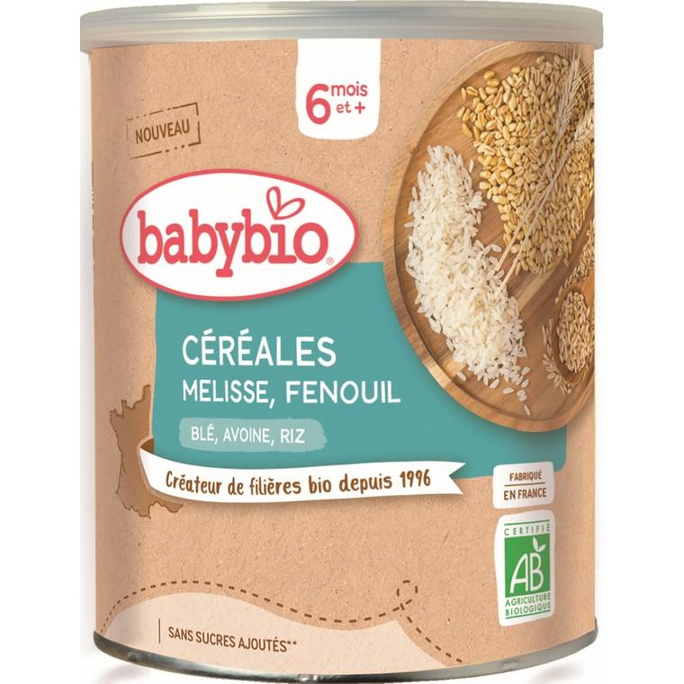 Céréales Mélisse Fenouil - 220 gr / Dès 6 mois 677281