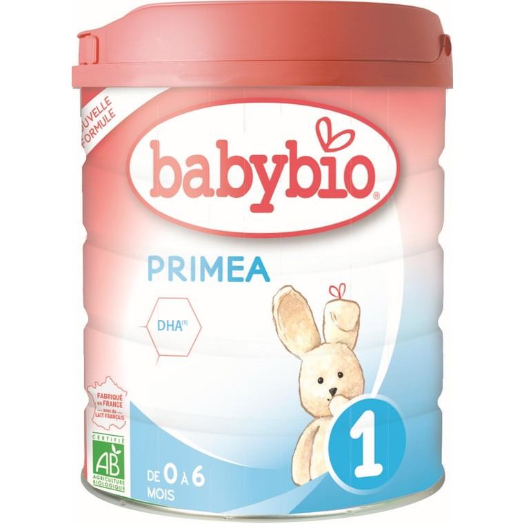 BABYBIO Primea 1 pour 0-6 mois – 800 gr 677291