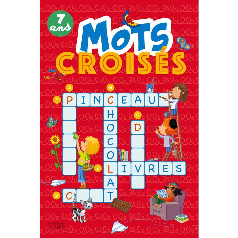 Super bloc jeux – Mots croisés dès 7 ans aux éditions Lito 677324