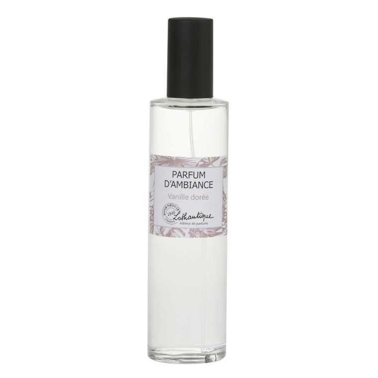 Parfum d'Ambiance Vanille Dorée - 100 ml 677466