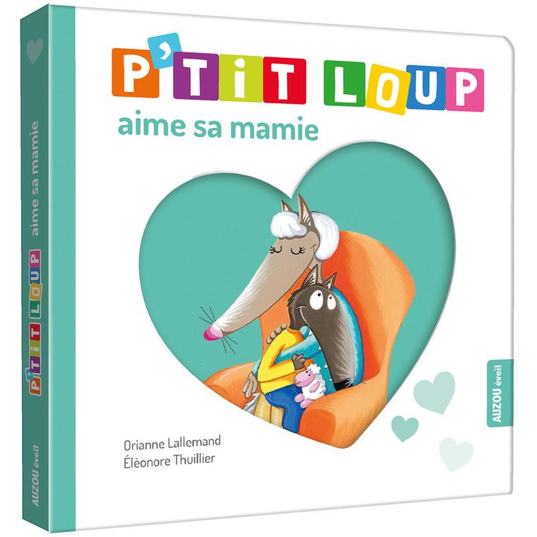 P'tit loup aime sa mamie aux éditions Auzou 677766