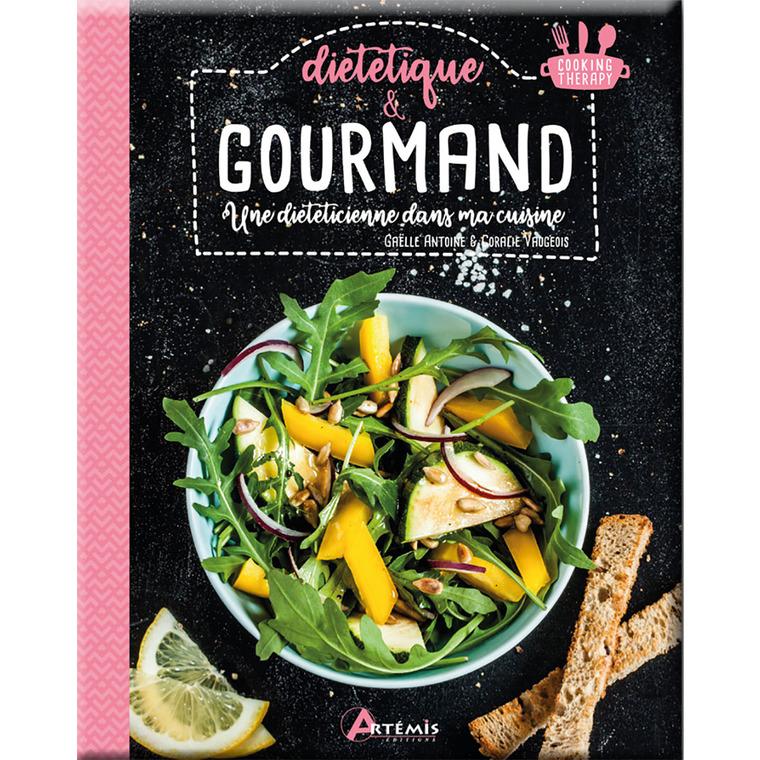 Diététique et gourmand aux éditions Artemis 677795