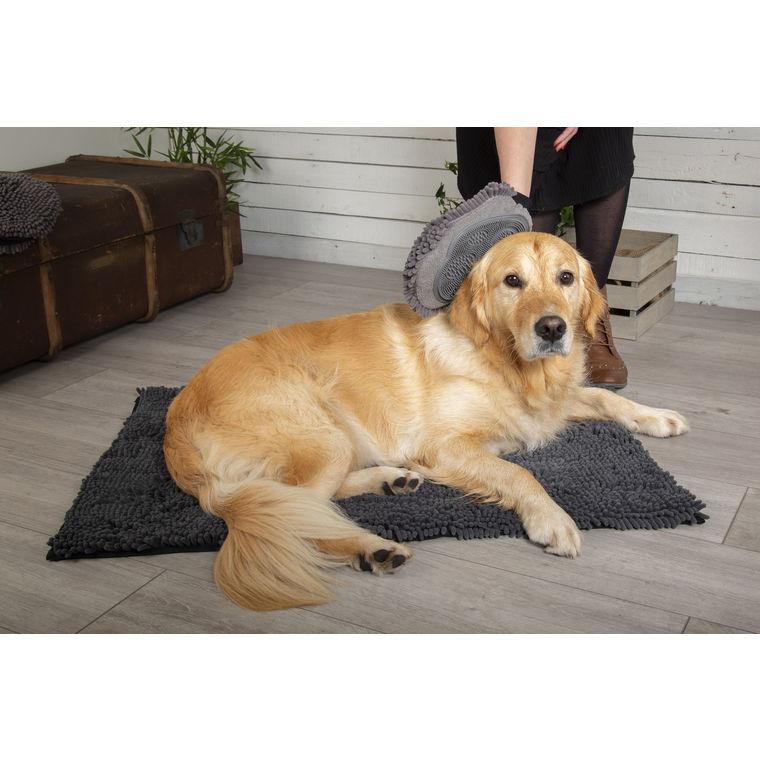 Gant pour chien Scruffs Noodle gris 25x18 cm 678043