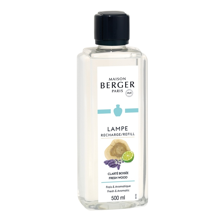 Parfum clarté boisée en flacon de 500 ml 678620