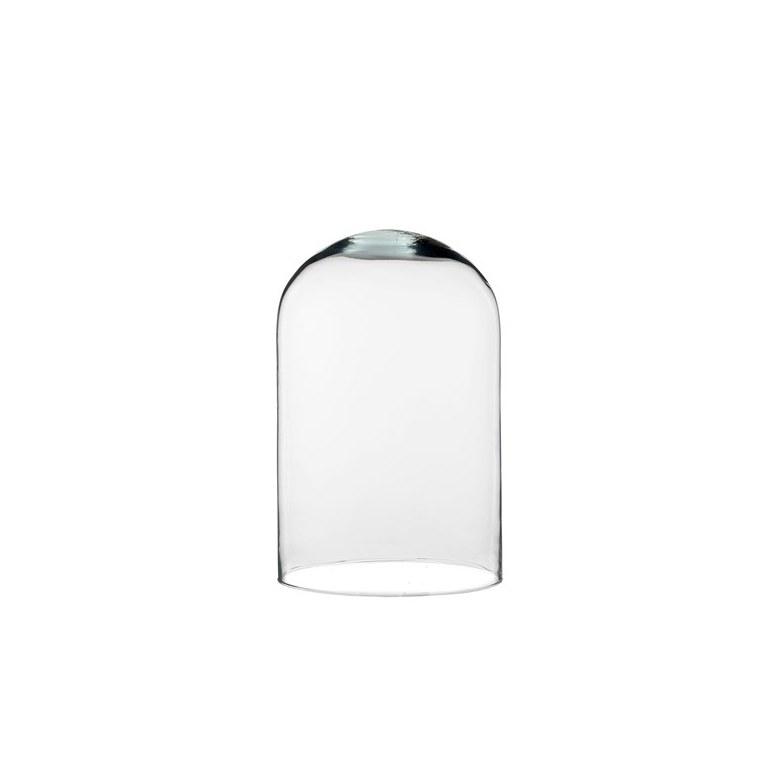 Cloche Hella en verre transparent H 30 x Ø 21 cm 680303