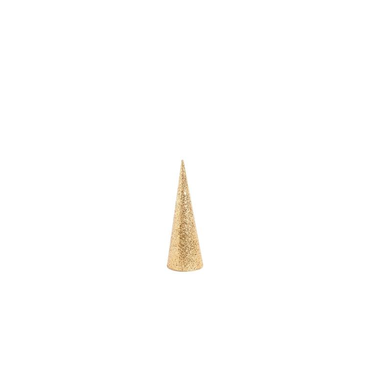 Sapin Conique Petit Modèle  Métal 10x10x31 cm 682305