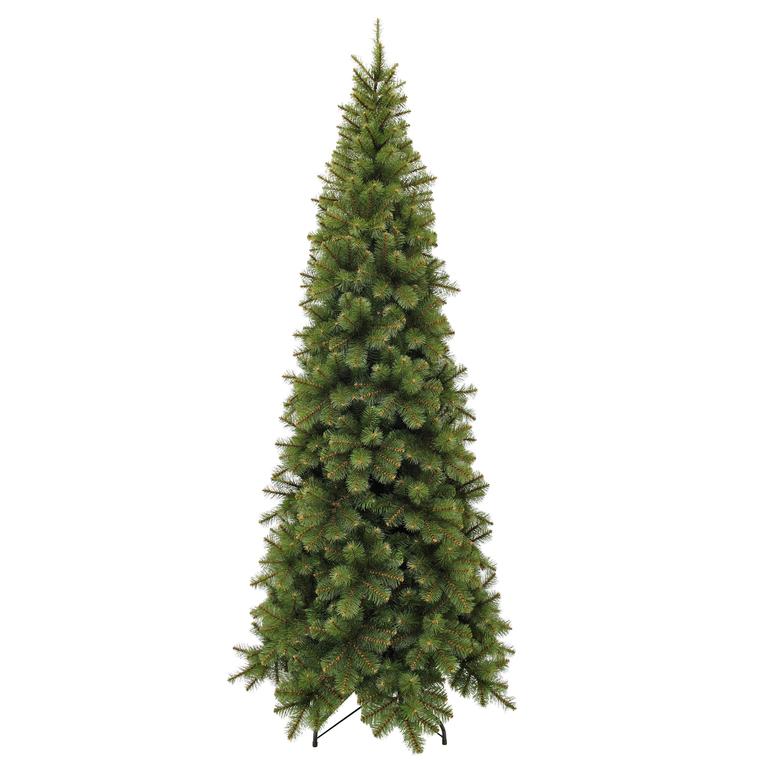 Sapin de Noël artificiel vert Mulberry Slim 230 cm 682424