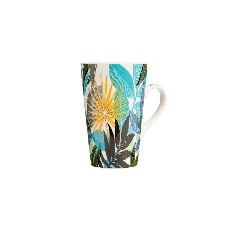 Mug amazonia multicolore en porcelaine de 46 cl 683688
