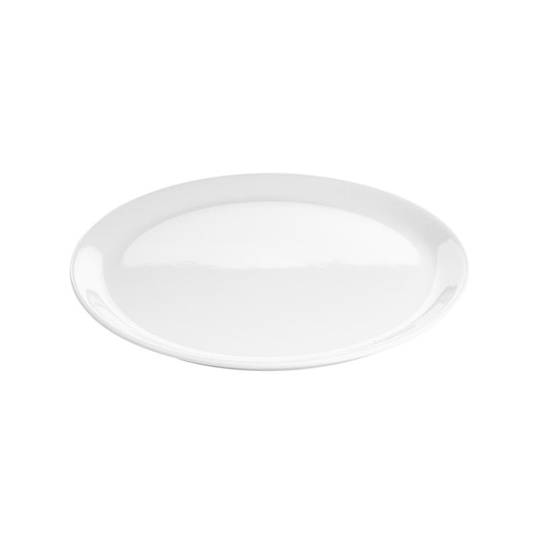 Assiette à dessert Itit en grès blanc Ø 20 cm 683690