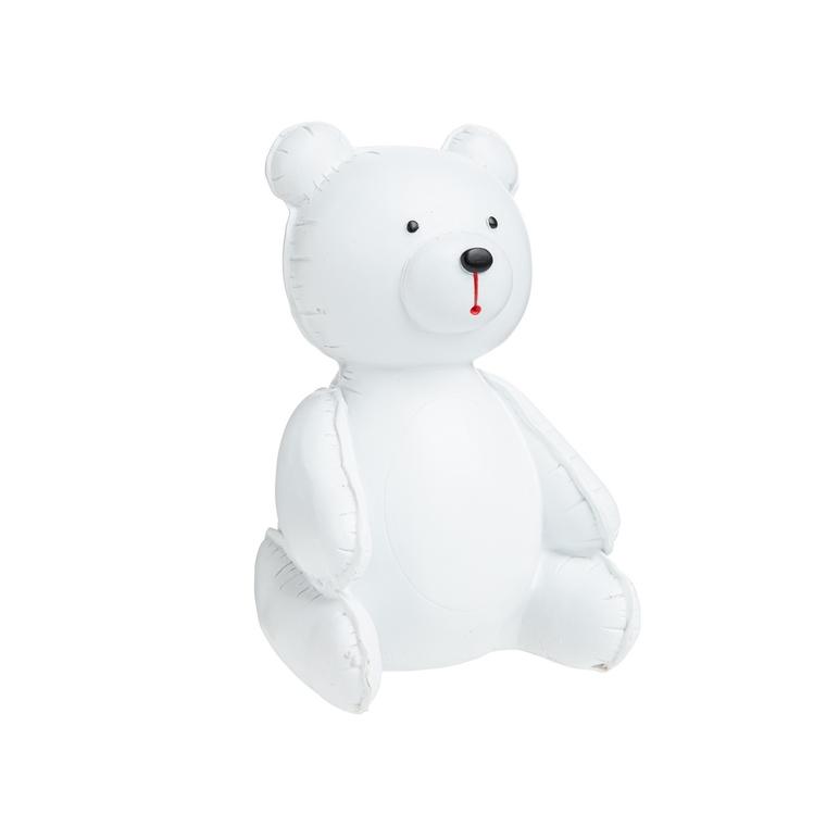 Ours blanc 13.2 x 12 x 20 cm 684002