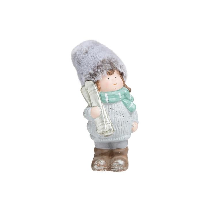 Figurine enfant à poser 15.5cm 684010
