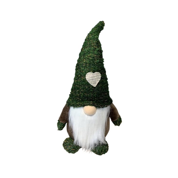 Père Noël cœur à gros nez - petit modèle 684069