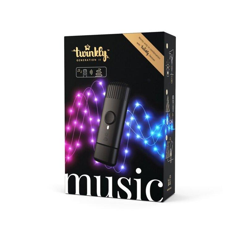 Connecteur USB Twinkly Music Noir 685154