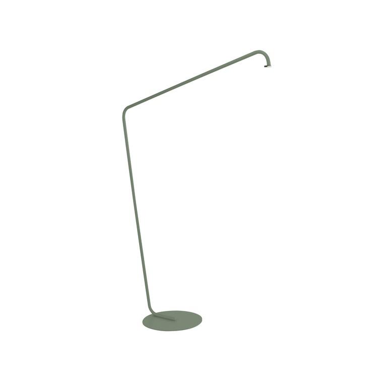 Pied déporté vert pour lampe Balad Ø 44 x 128 x 190 cm 688782