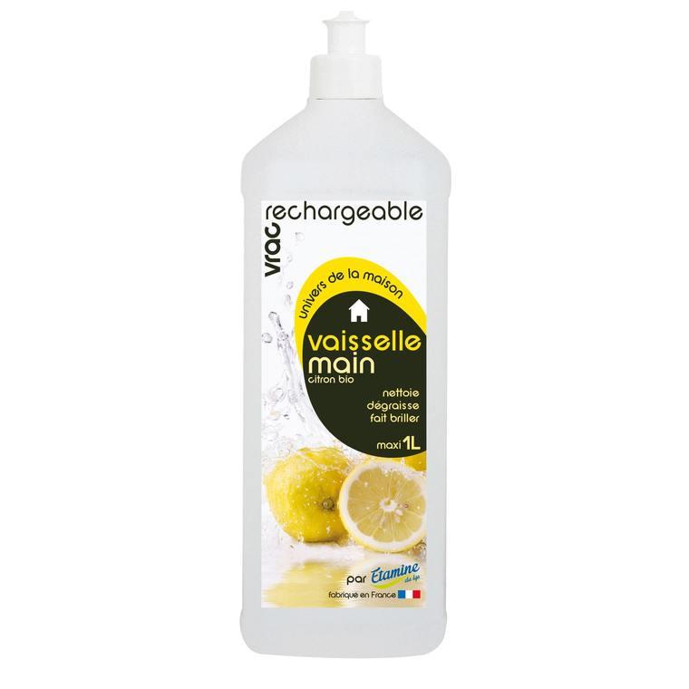 Liquide vaisselle au citron - Prix au kg 689754