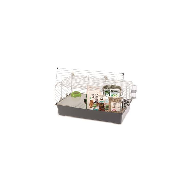 Basics-kit pour lapin 85 x 57 x 46 cm 693747