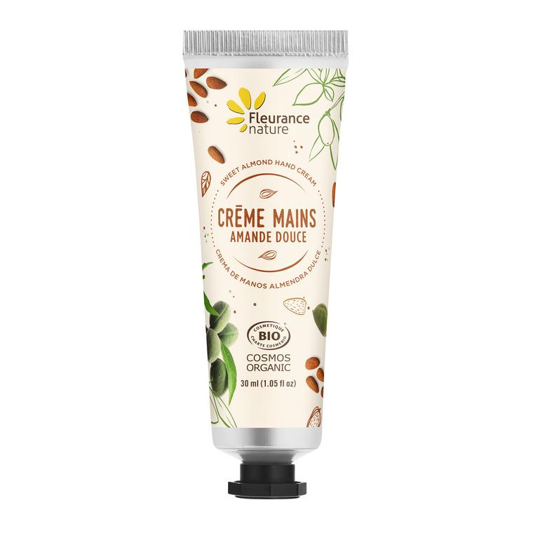 Crème Mains amande douce tube 30 ml 694225