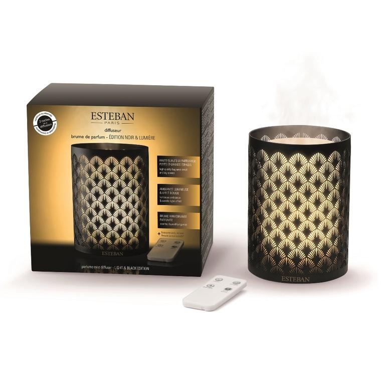 Diffuseur brume de parfum - Ed. Noir et Lumière 694400