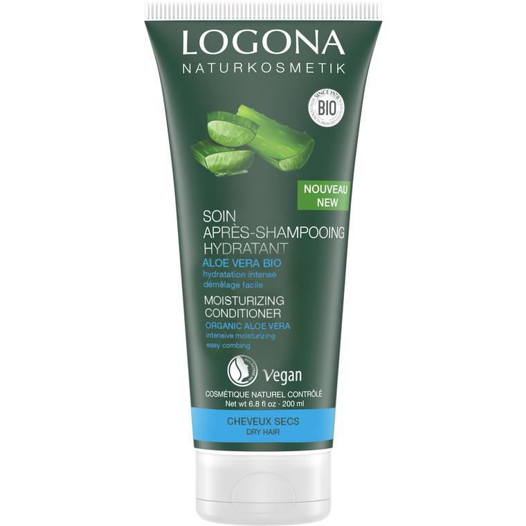 Soin  après-shampooing hydratant Aloe Vera Bio200 ml 694974