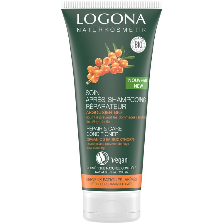 Soin après-shampooing réparateur argousier 200 ml 694975