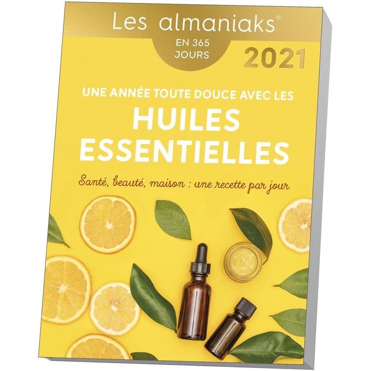 Almaniak une année douce avec les huiles essentielles éditions 365 695561