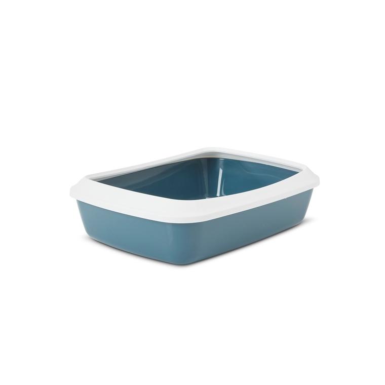Bac à litière Iriz 50 Nordic bleu 695986