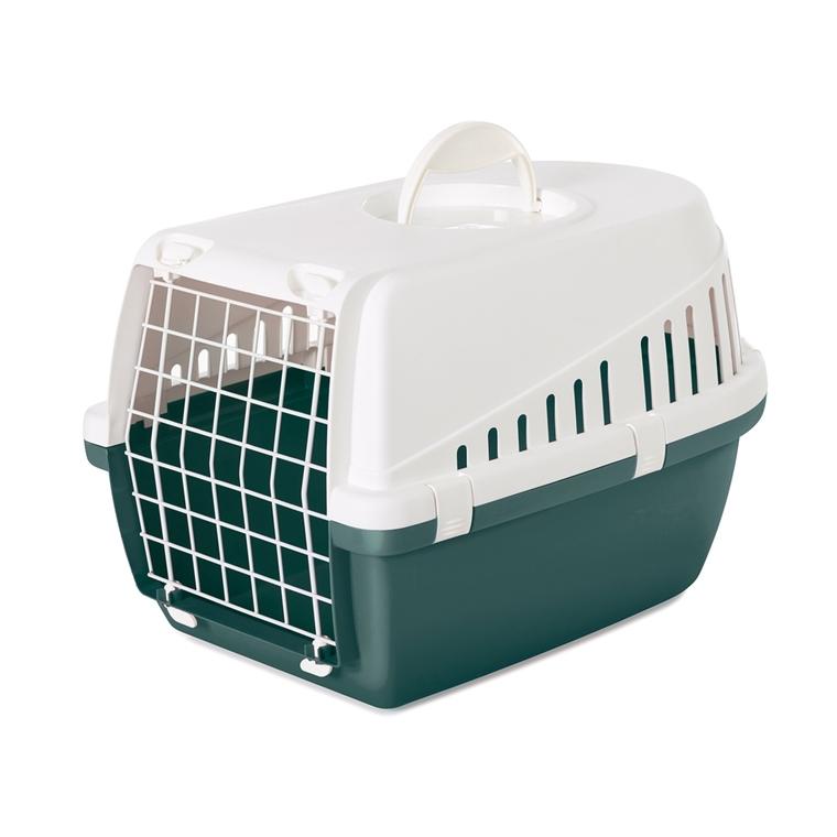 Cage de transport Trotter 1 vert Nordic 49x33x30 cm 695990