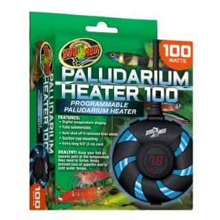 Chauffage pour paludarium noir de 100 w 700281