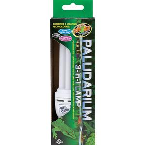 Lampe 3 en 1 blanche pour paludarium 700282