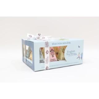 Coffret Prisme collection Bien-être de thés et infusions - 12 sachets 700310