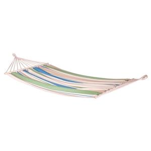 Hamac à barres simple vert green bay 300 x 140 cm 700494