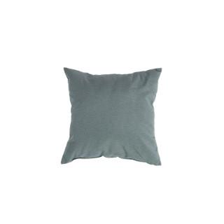 Coussin carré uni gris minéral 40 x 40 x 10 cm 700607