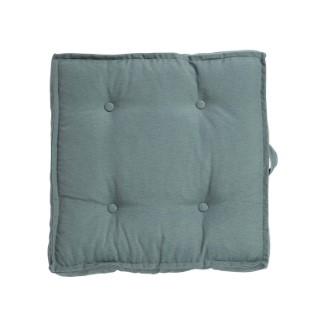 Tatami carré uni gris minéral 66 x 66 x 15 cm 700611