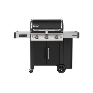 Barbecue à gaz Genesis II EX-315 GBS noir 145 x 73 x 113 cm 700676