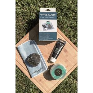 Kit de nettoyage pour plancha Forge Adour 700690