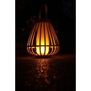 Lampe en bambou Marta – 32 cm de haut 700699