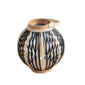 Lampe en bambou Olivie avec ampoule filament 700700